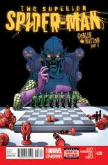 Superior Spider-Man (2013-2014) #28 Variant A