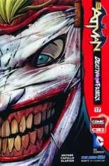 Batman (2011-2016) #17 Variant H: C2E2 Exclusive Die-Cut Cover