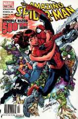 Amazing Spider-Man (1999-2014) #500 Variant A: Newsstand Edition