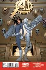 Avengers A.I. (2013-2014) #10 Variant A