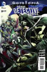 Detective Comics (2011-2016) #29 Variant A