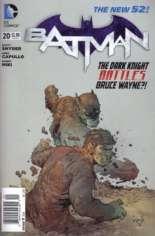 Batman (2011-2016) #20 Variant A: Newsstand Edition