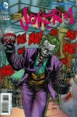 Batman (2011-2016) #23.1 Variant D: 3D Cover; 2nd Printing