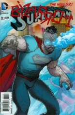 Superman (2011-2016)  #23.1 Variant C: 3D Cover; 2nd Printing