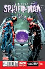 Superior Spider-Man (2013-2014) #29 Variant A