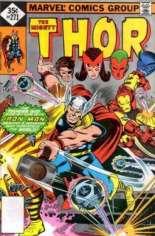 Thor (1966-1996) #271 Variant B: Whitman Variant