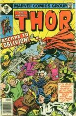 Thor (1966-1996) #259 Variant B: Whitman Variant