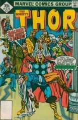 Thor (1966-1996) #274 Variant B: Whitman Variant