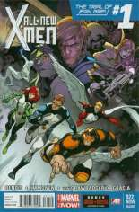All-New X-Men (2013-2015) #22 Variant G: 2nd Printing