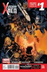 Uncanny X-Men (2013-2016) #19 Variant A