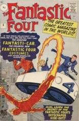 Fantastic Four (1961-1996) #3 Variant B: UK Edition