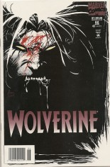 Wolverine (1988-2003) #82 Variant A: Newsstand Edition