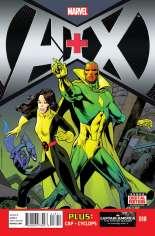 A + X (2012-2014) #18