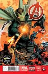Avengers (2012-2015) #27 Variant A