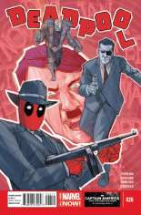 Deadpool (2012-2015) #26 Variant A