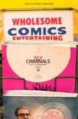 Sex Criminals (2013-2020) #1 Variant J: 6th Printing