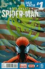 Superior Spider-Man (2013-2014) #27 Variant F: 2nd Printing