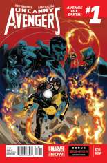 Uncanny Avengers (2012-2014) #18 Variant A