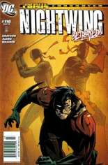 Nightwing (1996-2009) #116 Variant A: Newsstand Edition