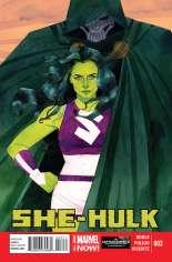 She-Hulk (2014-2015) #3 Variant A