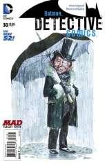 Detective Comics (2011-2016) #30 Variant B: MAD Cover