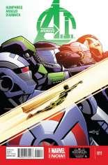 Avengers A.I. (2013-2014) #11