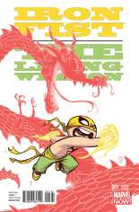 Iron Fist: The Living Weapon (2014-Present) #1 Variant E: Baby Cover