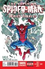 Superior Spider-Man (2013-2014) #31 Variant A