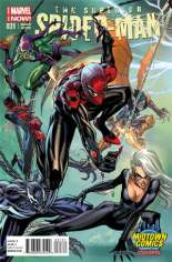 Superior Spider-Man (2013-2014) #31 Variant E: Midtown Comics Exclusive Connecting Cover