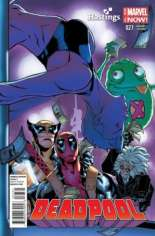 Deadpool (2012-2015) #27 Variant E: Hastings Exclusive