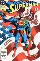 Superman (1987-2006) #53 Variant B: Direct Edition