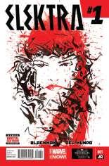 Elektra (2014-2015) #1 Variant A