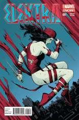 Elektra (2014-2015) #1 Variant B: Incentive Cover