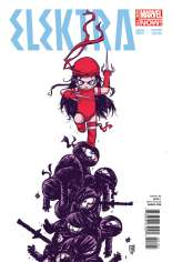 Elektra (2014-2015) #1 Variant D: Baby Cover