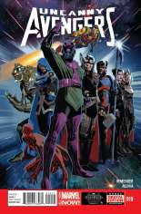 Uncanny Avengers (2012-2014) #19 Variant A
