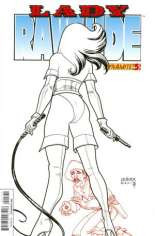 Lady Rawhide (2013-Present) #5 Variant B: Subscription Cover