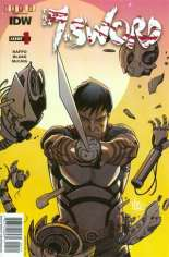 7th Sword (2014-2015) #1 Variant B: Subscription Cover