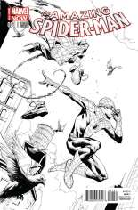 Amazing Spider-Man (2014-2015) #1 Variant E: Sketch Cover