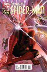 Amazing Spider-Man (2014-2015) #1 Variant F: 75th Anniversary Cover