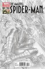 Amazing Spider-Man (2014-2015) #1 Variant G: 75th Anniversary Sketch Cover