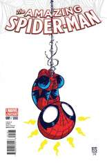 Amazing Spider-Man (2014-2015) #1 Variant H: Baby Cover