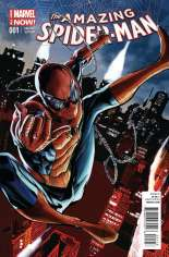 Amazing Spider-Man (2014-2015) #1 Variant J: Variant Cover