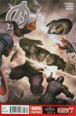 Avengers (2012-2015) #28 Variant A