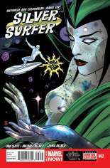 Silver Surfer (2014-2016) #2 Variant A