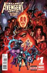 Uncanny Avengers (2012-2014) #Annual 1 Variant A