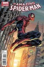 Amazing Spider-Man (2014-2015) #1 Variant ZR: Expert Comics Exclusive