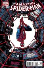 Amazing Spider-Man (2014-2015) #1 Variant W: DCBS Exclusive
