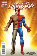 Amazing Spider-Man (2014-2015) #1 Variant Y: Desert Winds Comics/C.O.B.R.A. Exclusive