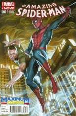 Amazing Spider-Man (2014-2015) #1 Variant ZA: Maximum Comics Exclusive