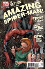 Amazing Spider-Man (2014-2015) #1 Variant ZI: Disposable Heroes Exclusive